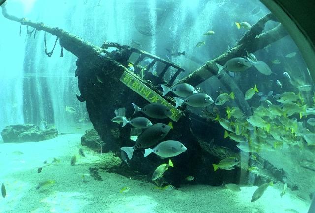 残業 沈む船