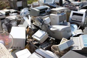電子機器の危機