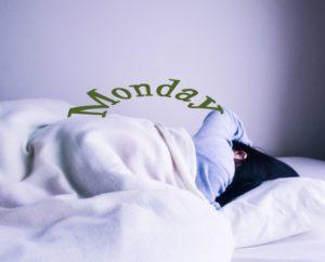 月曜日の憂鬱