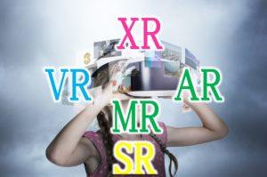 XR VR AR MR SR